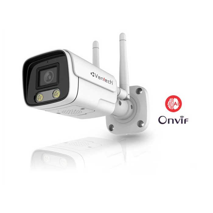 Camera IP AI Wifi 4.0MP VANTECH AI-V2031C