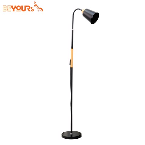 ĐÈN SÀN A CHIN LAMP HIGH BLACK