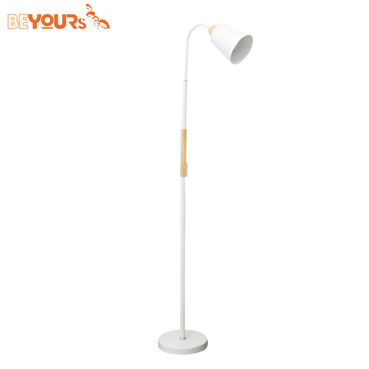 ĐÈN SÀN A CHIN LAMP HIGH WHITE