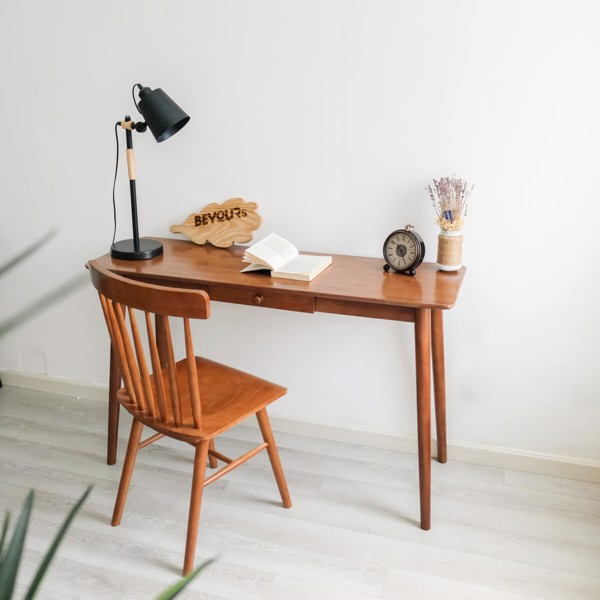 BÀN LÀM VIỆC DRA LONG TABLE BROWN