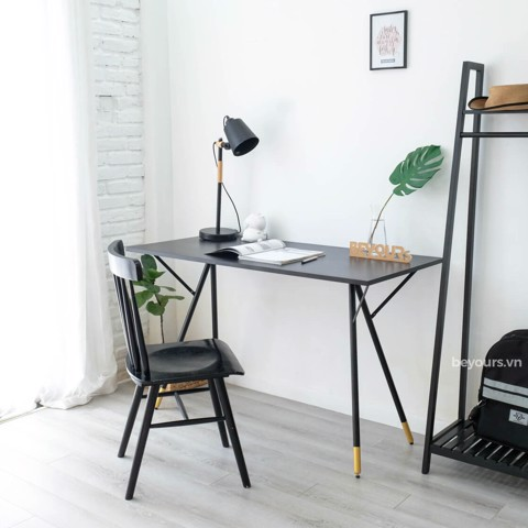 BÀN LÀM VIỆC SIMPLE TABLE D50 BLACK