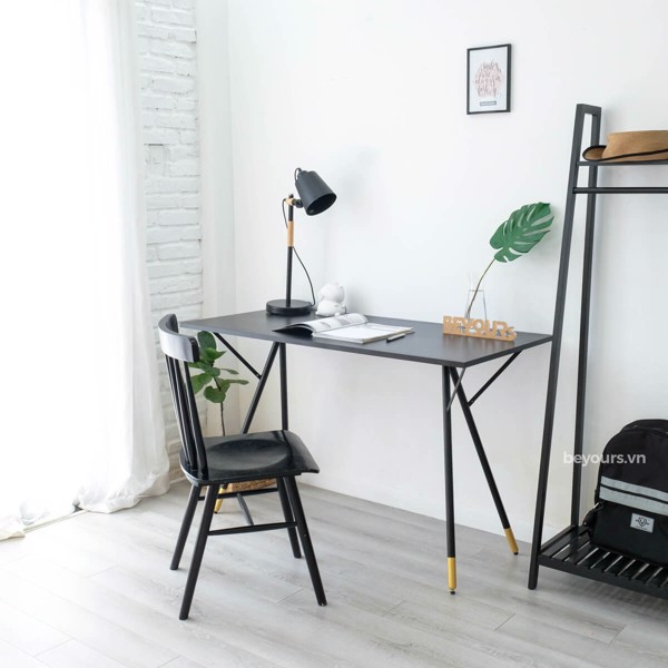 BÀN LÀM VIỆC SIMPLE TABLE D60 BLACK