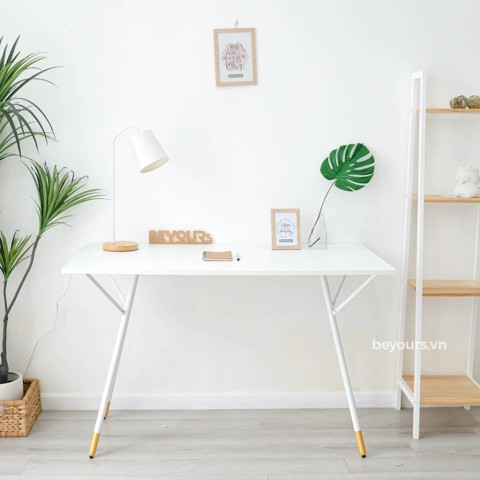 BÀN LÀM VIỆC SIMPLE TABLE D60 WHITE