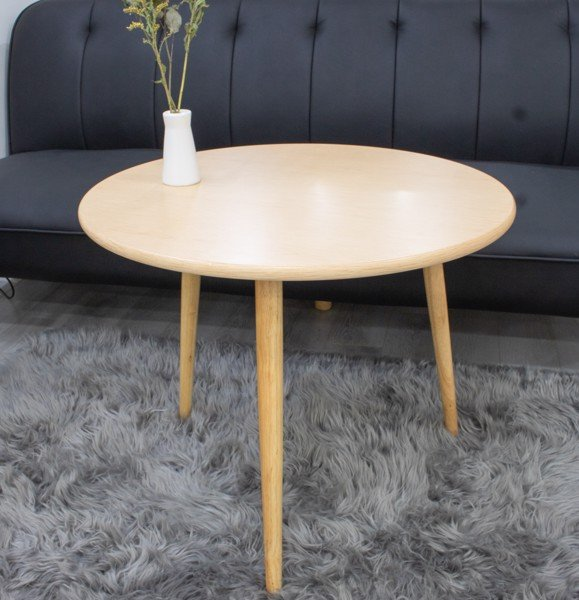 BÀN TRÀ CUBO TABLE SIZE M NATURAL