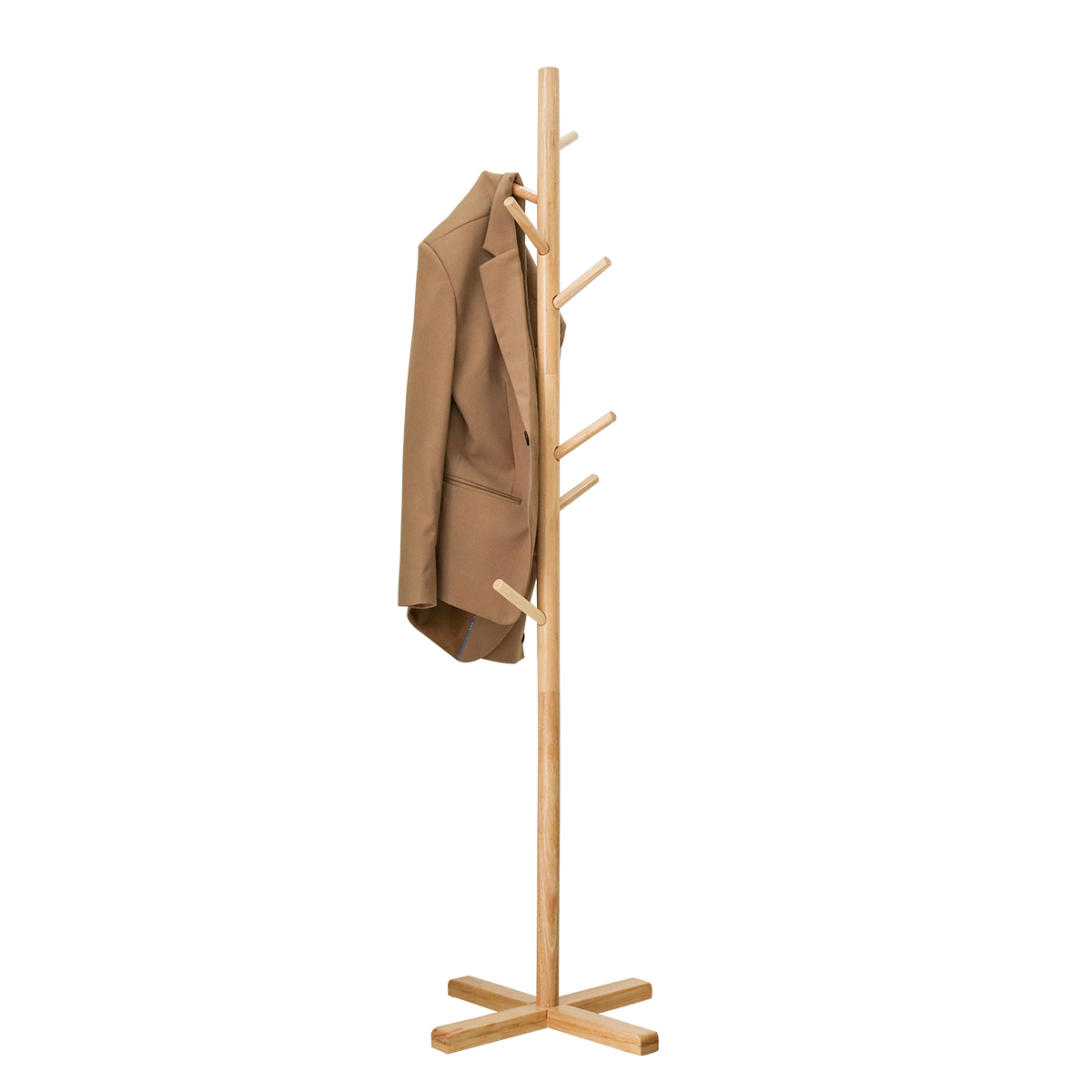 Cây Treo Quần Áo Beyours Standing Hanger Natural