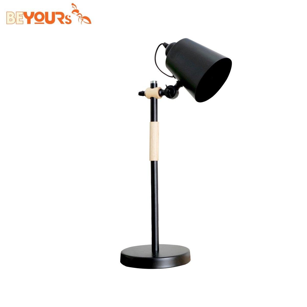 Đèn Làm Việc A Chin Lamp Black