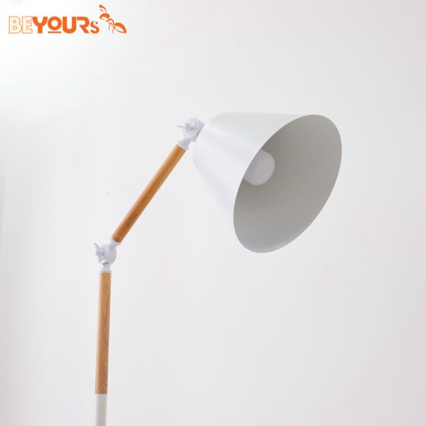 ĐÈN SÀN B CHIN LAMP HIGH WHITE