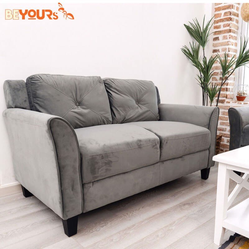 GHẾ SOFA SET A GREY