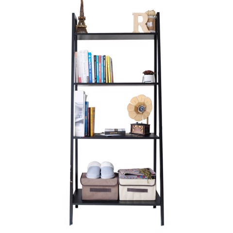 KỆ SÁCH A BOOK SHELF 4FL BLACK