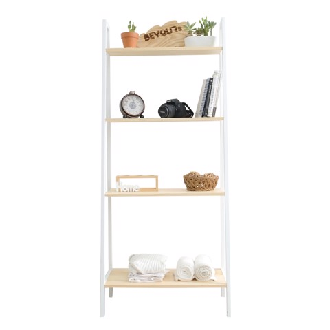 KỆ SÁCH BEYOURs A BOOK SHELF 4FL NATURAL WHITE