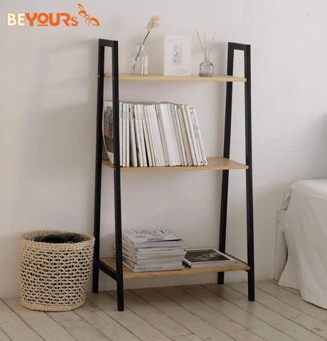 KỆ SÁCH A BOOK SHELF 3FL NATURAL BLACK