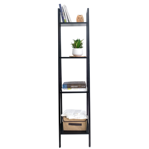 KỆ SÁCH BEYOURs A BOOK SHELF 4FS BLACK