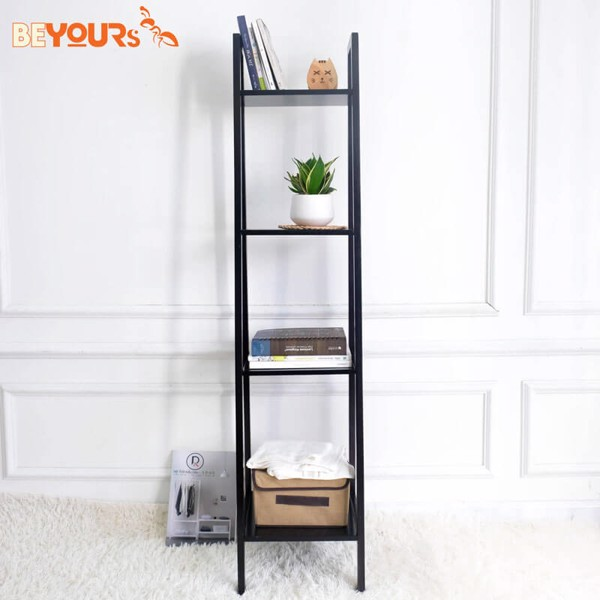 KỆ SÁCH A BOOK SHELF 4FS BLACK