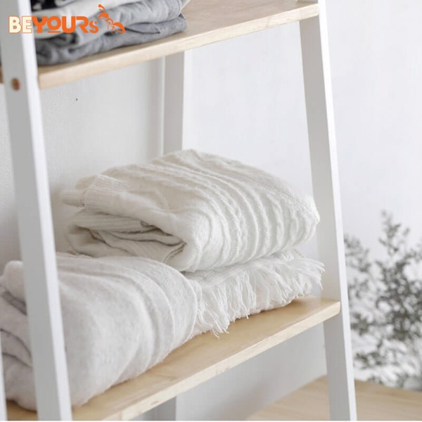 KỆ SÁCH A BOOK SHELF 4FL NATURAL WHITE