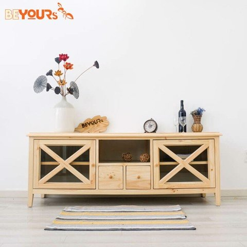 KỆ TIVI C01 TV SHELF NATURAL