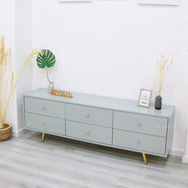 KỆ TIVI SENA TV SHELF GREY