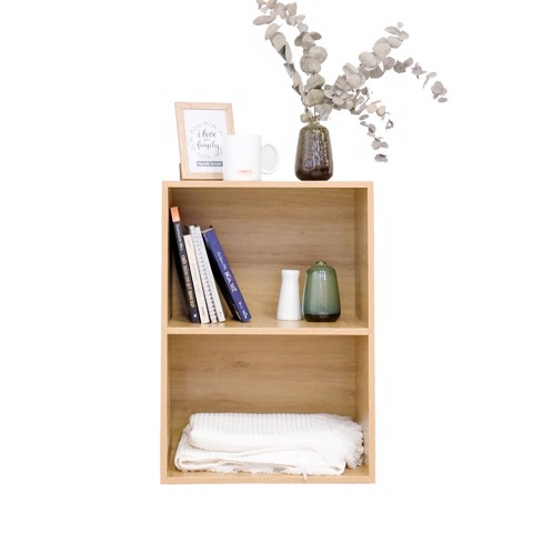 TỦ BEYOURs BEY CABINET 2F NATURAL