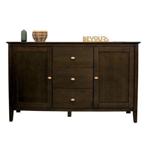 TỦ LARGE SIDEBOARD BROWN