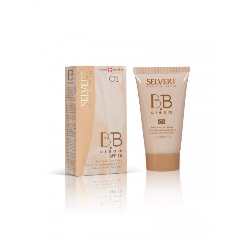 BB CREAM PERFECTION DAILY CREAM TÔNG 01 (NHẠT)
