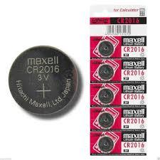 Pin Maxell CR2016 Lithium 3v