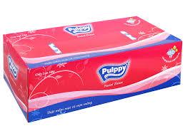 Giấy hộp Pulppy (180 tờ/hộp)
