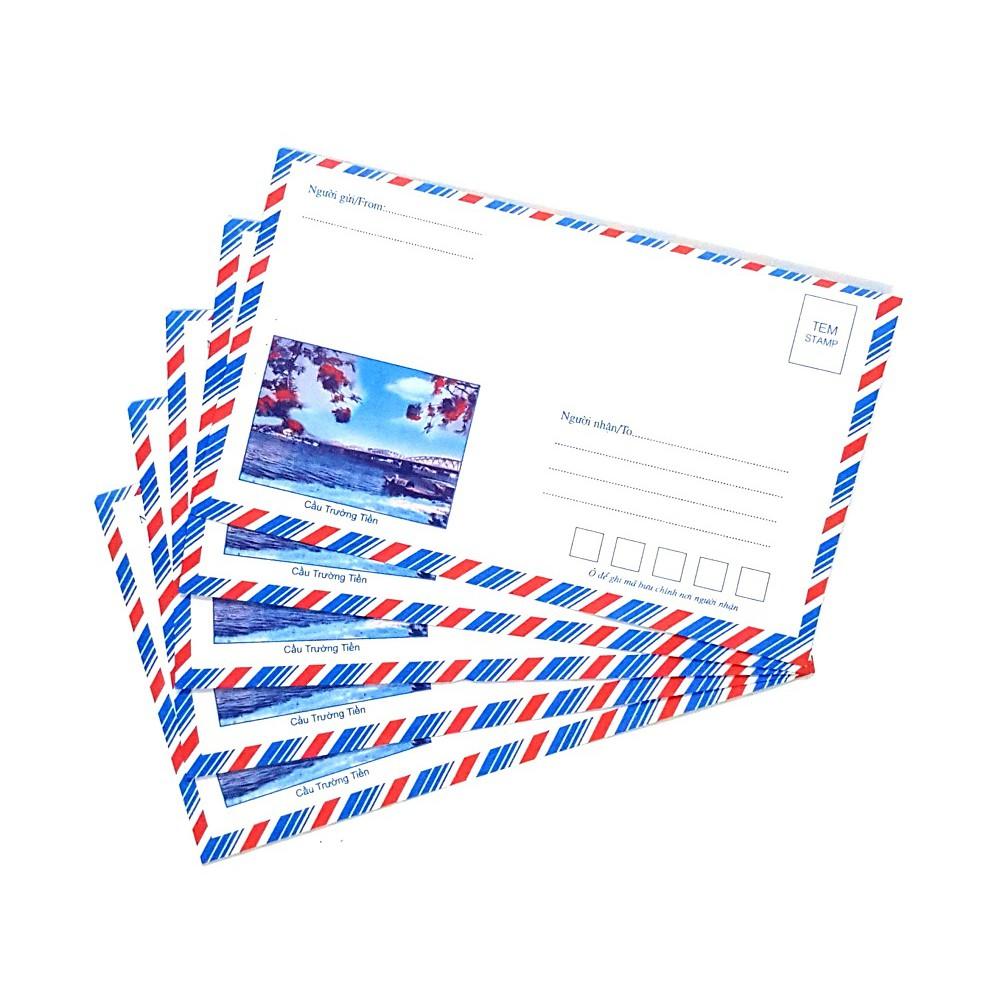 Phong bì bưu điện loại đẹp