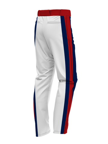 Open Bottom Pants Z005