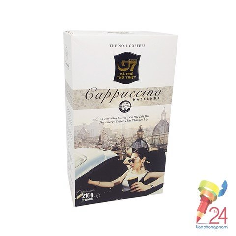 Cafe capuchino G7