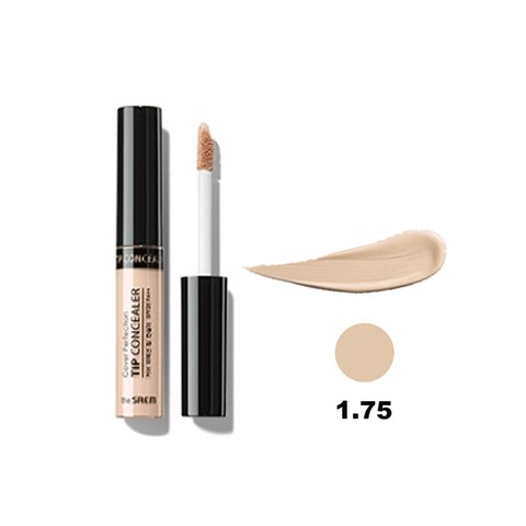 Kem che khuyết điểm The Saem Cover Perfection Tip Concealer 1.75 Middle Beige (6.5g)
