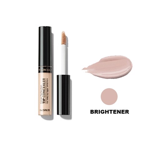 Kem che khuyết điểm The Saem Cover Perfection Tip Concealer Brightener (6.5g)