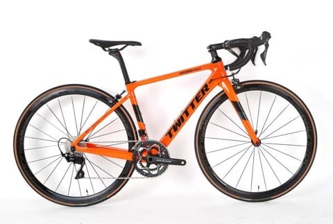 Xe Road Twitter Stealth pro R7000 3 món