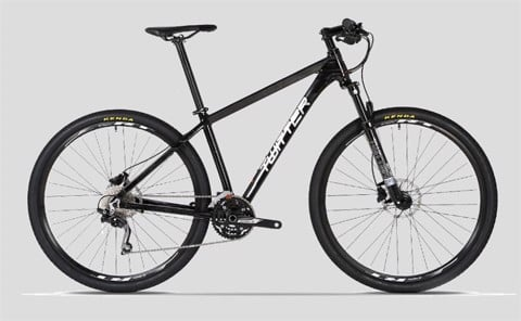 Xe MTB Twitter Mantis M6000 group deogre 3*10 speed