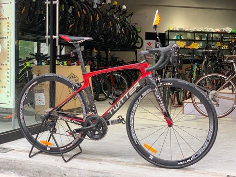 Xe road Tw Stealth Ultegra R8000