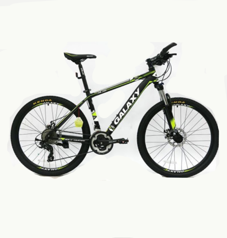 Xe MTB Galaxy ML 200 3*8sp