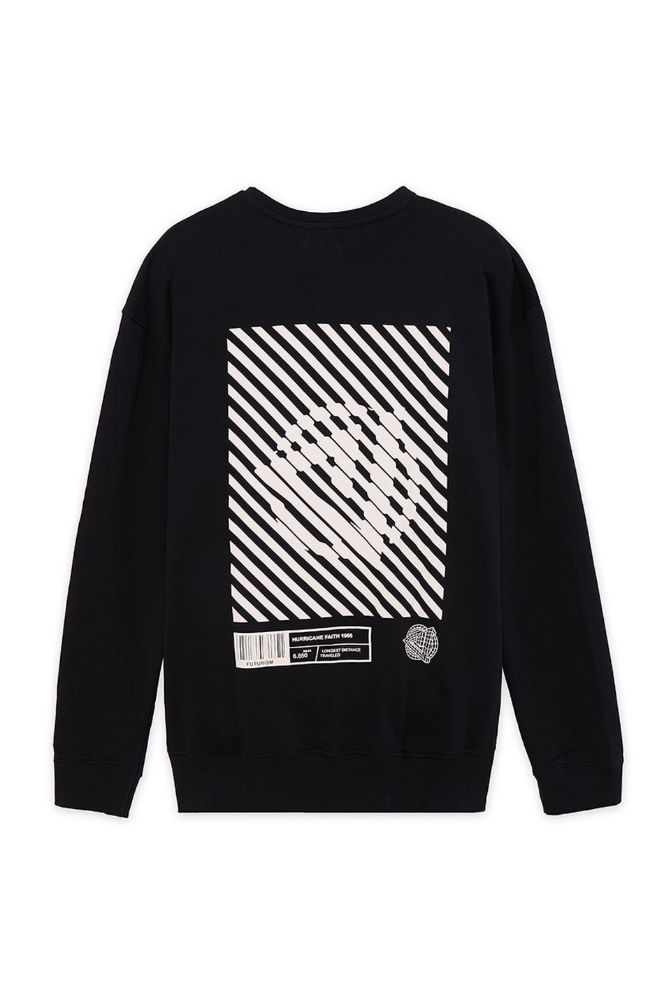 Futurism Logo Merch - Sweater - Black