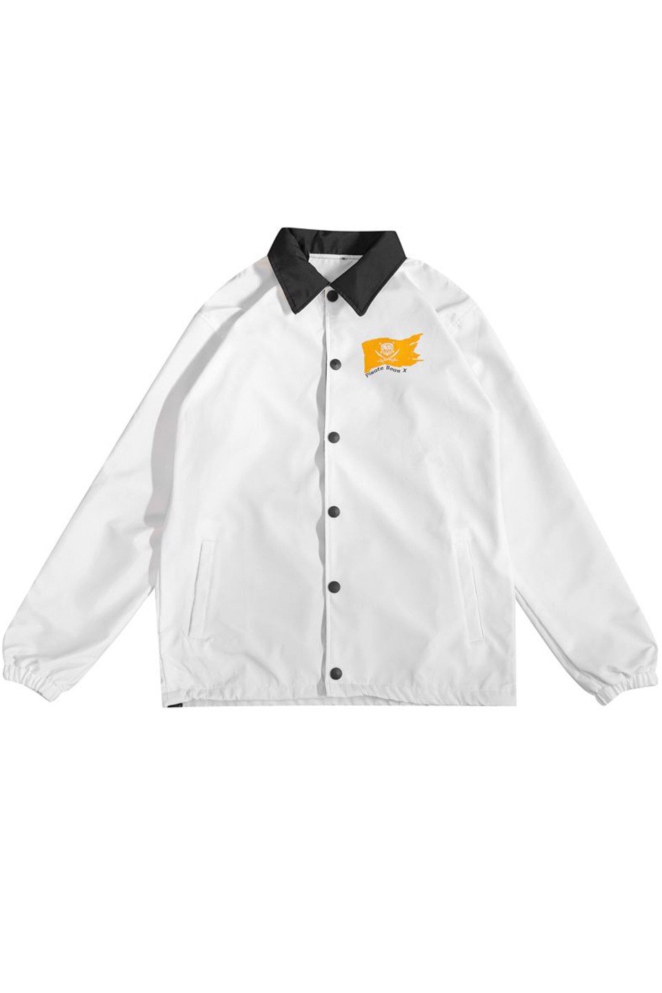 Pirate Jacket - White