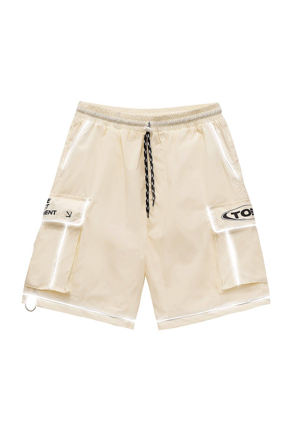Casual Reflection - Short - White