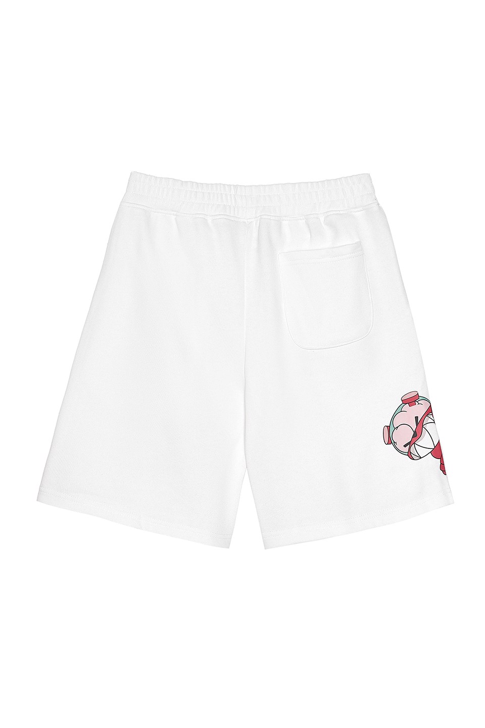 Tobekind - 02 - Short Pant - White