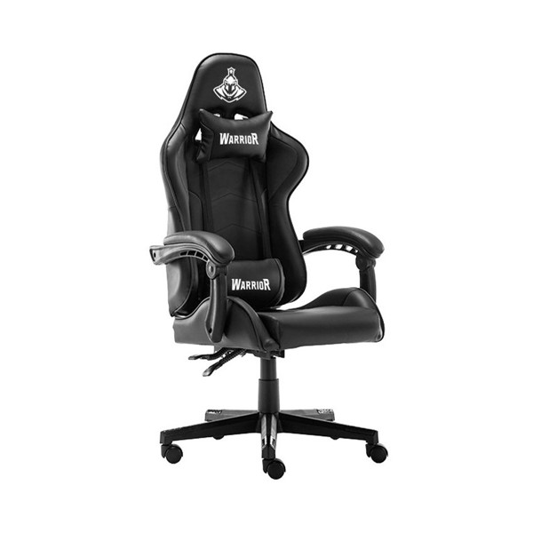 Ghế Gaming WARRIOR GAMING CHAIR - Crusader Series - WGC102 - Black