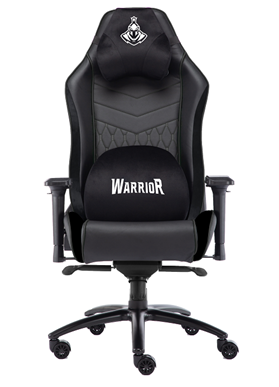 Ghế Gaming WARRIOR GAMING CHAIR - Archer Series - WGC403 - Black/Velvet