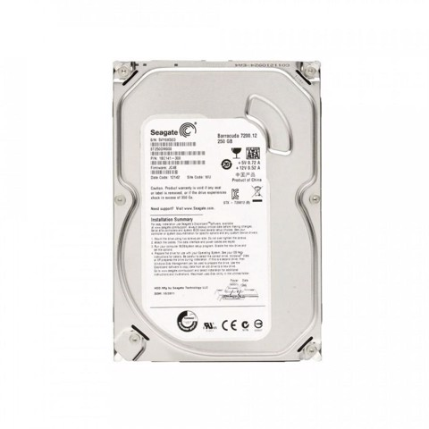 HDD Seagate 250GB Sata3 7200rpm