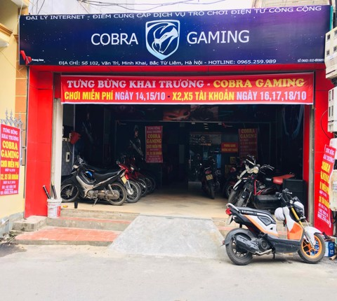 DỰ AN COBRA GAMING