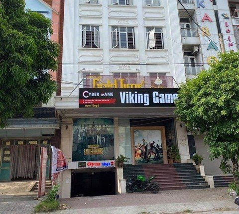 DỰ ÁN VIKING GAME CS2
