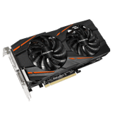 Card màn hình GIGABYTE RX570 GAMING-4G (rev. 2.0) (4GB GDDR5, 256-bit, DVI+HDMI+DP, 1x8-pin)