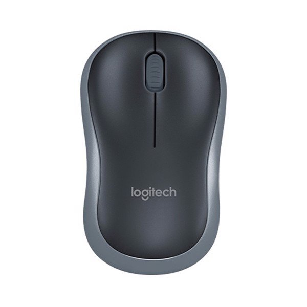 Chuột Logitech B175 Optical Wireless Black