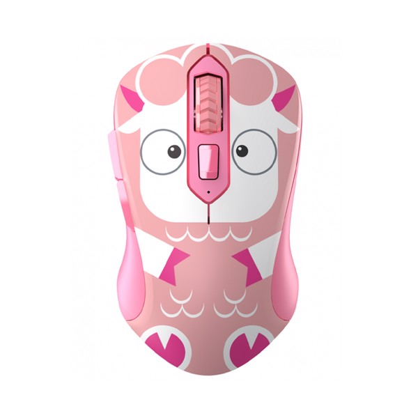 Mouse Dareu LM115G Multi Color Wireless Pink Sheep