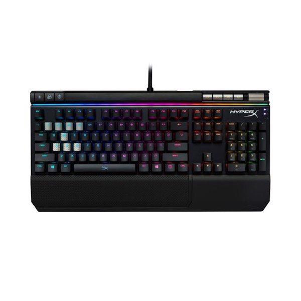 Bàn phím gaming Kingston HyperX Alloy Elite RGB Cherrry Brown switch