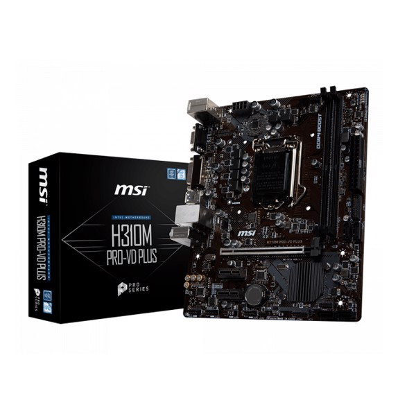 Mainboard MSI H310M PRO-VD PLUS (for Win7)