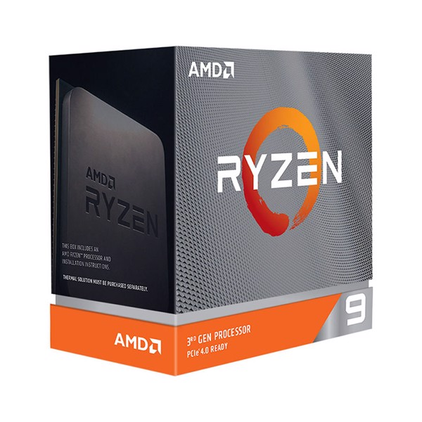 CPU AMD Ryzen 9 3950X (3.5GHz turbo up to 4.7GHz, 16 nhân 32 luồng, 72MB Cache, 105W) - Socket AMD AM4