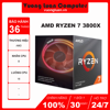 CPU AMD Ryzen 7 3800X (3.9GHz turbo up to 4.5GHz, 8 nhân 16 luồng, 32MB Cache, 105W) - Socket AMD AM4